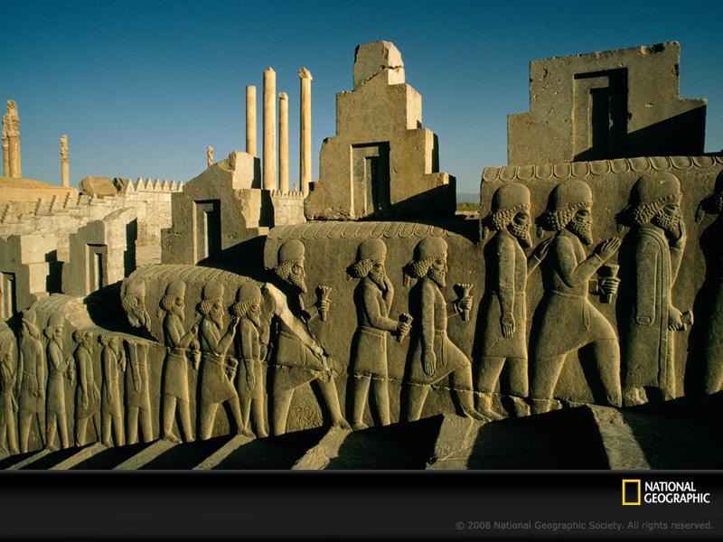 تخت جمشید تاریخ ایران